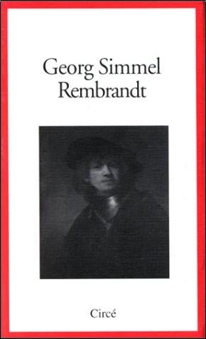 Georges Simmel - Rembrandt