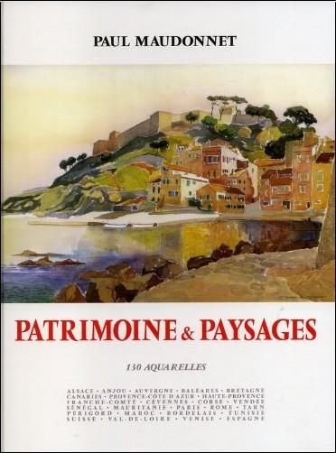 Paul Maudonnet - Patrimoine & paysages