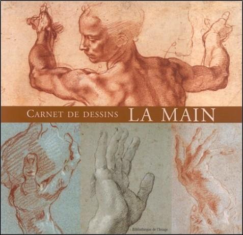 Jean-Francois Debord - La Main, carnet de dessins