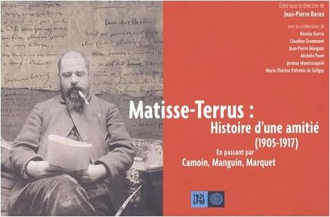 J.-P. Barou - Matisse, Terrus (1905-1917)