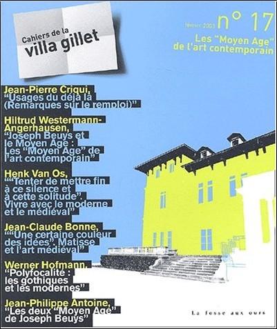 Collectif - Cahiers de la Villa Gillet N° 17 Février 2003 : Les