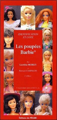 Laetitia Morey - Les poupées Barbie