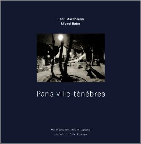 Henri Maccheroni - Paris ville-ténèbre