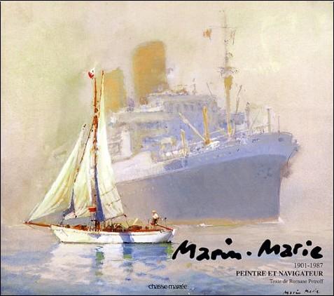 Collectif - Marin Marie, peinture et navigation