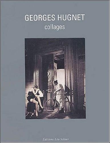 Timothy Baum - Georges Hugnet, collages