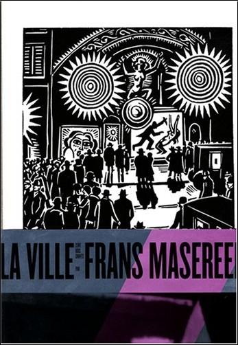 Frans Masereel - La Ville