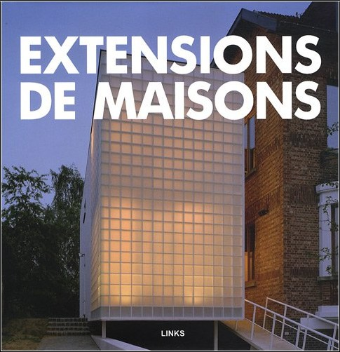 Extensions de maisons carles broto livres for Forme de maison de conception de galerie