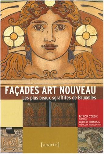 Patricia d' Oreye - Facades Art Nouveau
