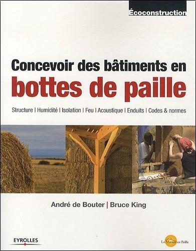 André de Bouter - Concevoir des bâtiments en bottes de paille