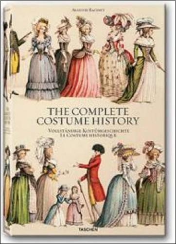 Françoise Tétart -Vittu - Le Costume historique, Auguste Racinet