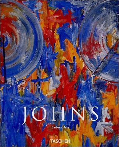 Barbara Hess - Jasper Johns : L'activité de l'oeil