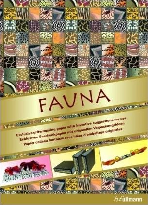 Collectif - Papier Cadeau: Fauna