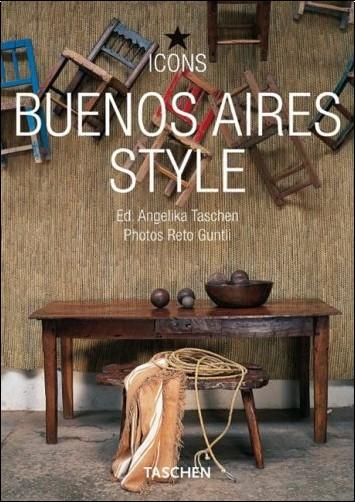 Celeste Moure - Buenos Aires Style: Exteriors, Interiors Details