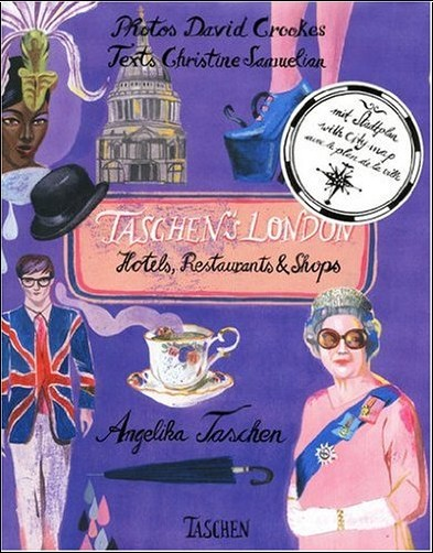 Christine Samuelian - TASCHEN's London