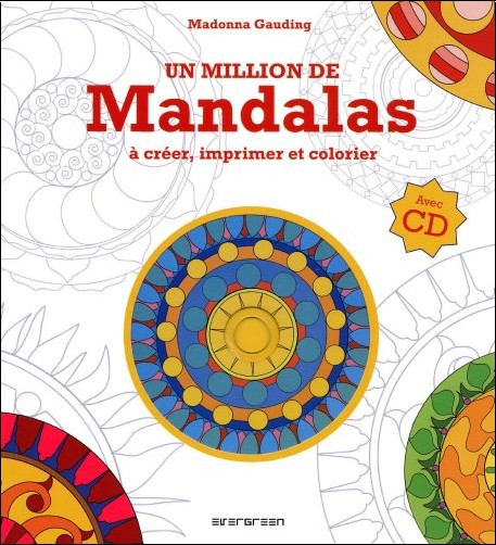 Madonna Gauding - Un million de mandalas