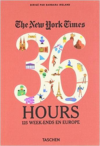 BARBARA IRELAND - VA-NY TIMES 36 HOURS EUROPE