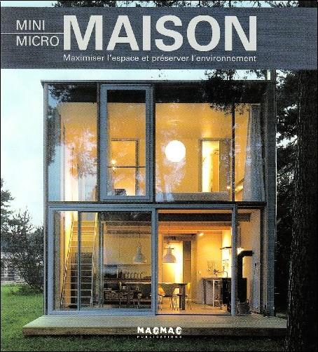 Mini micro maison del valle cristina livres for Micro maison bois