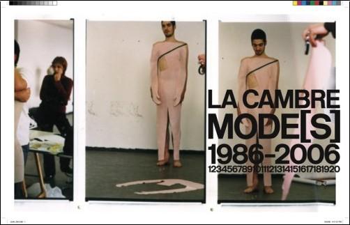 Marie Arena - La cambre mode(s) 1986-2006