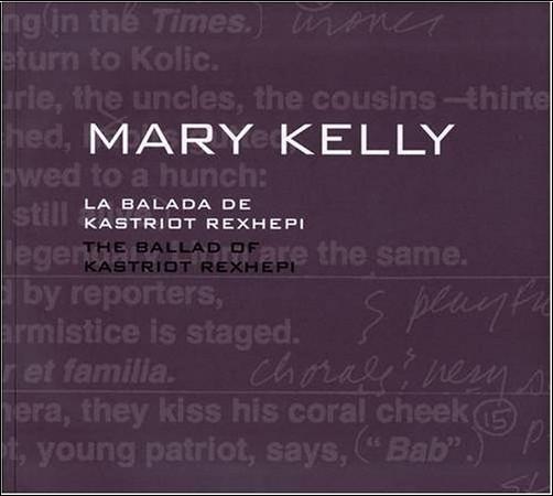 MARY KELLY - La balada de kastriot rexhepi the ballad of kastriot rexhepi