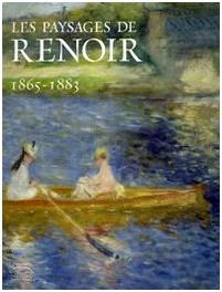Collectif - Paysages de Renoir 1865-1883 (les)