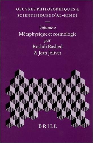 Oeuvres Philosophiques Et Scientifiques D'Al-Kindi: Metaphysique Et Cosmologie