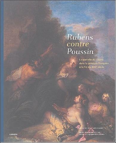 Emmanuelle Delapierre - Rubens contre Poussin