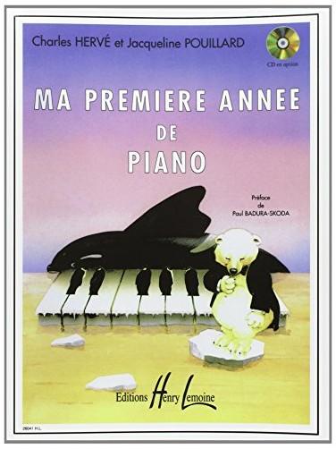 Charles Herve - Ma 1ère année de piano