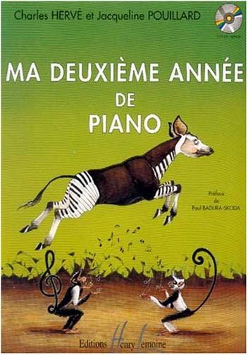 Charles Herve - Ma 2ème année de piano