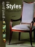 Le Grand Guide des styles - J. Bedel