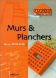 Murs et Planchers - Henri Renaud
