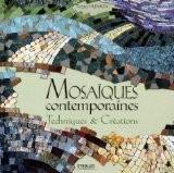 Mosaïques contemporaines : Techniques et Créations - Tessa Hunkin