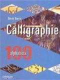 Calligraphie : 100 alphabets - David Harris