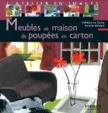 Meubles et maisons de poupées en carton - Patricia Le Corre
