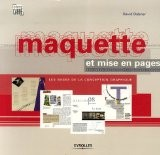 Maquette et mise en pages : Les bases de la conception graphique - David Dabner