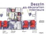 Dessin en décoration intérieure - Karine Mazeau