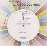Le disque aux 800 couleurs - David Willis