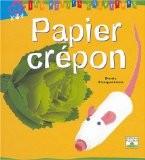 Papier cr�pon - Denis Cauquetoux