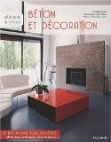 Béton et décoration - Isabelle Bonte