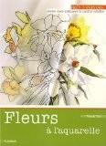 Fleurs à l'aquarelle - Wendy Tait