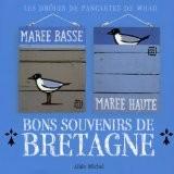 Bons souvenirs de Bretagne - Marie-Hélène Le Marquer