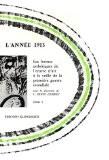 L'Année 1913, tome 1 et 2 - Brion