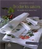 Broder les saisons : 90 modèles de la Maison Noël - Adeline Dieudonné