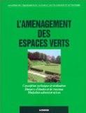 Aménager espaces verts - Ministère de l'équipement