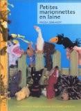 Petites marionnettes en laine - Magda Gerhardt