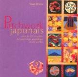 Patchwork japonais : Plus de 125 modèles de patchwork, d'appliqué et de sashiko - Susan Briscoe