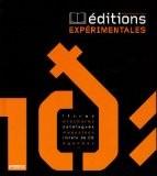 Editions expérimentales : Livres, brochures, catalogues, magazines, livrets de CD, Agendas - Roger Fawcett-Tang
