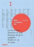 Mises en page(s) etc : Manuel - Claire Gautier