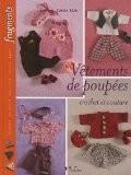 Vêtements de poupées : Crochet et couture - Carole Atzu