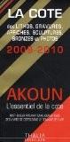 La Cote : Des lithos, gravures, affiches, sculptures, bronzes et photos - Jacky-Armand Akoun