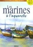 Les marines à l'aquarelle - Atelier TF